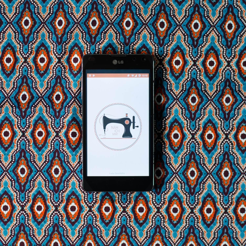Smartphone / Mobile App rund ums Nähen