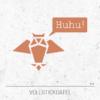 Stickdatei Geometrische Tiere - Uhu Uwe sagt Huhu!