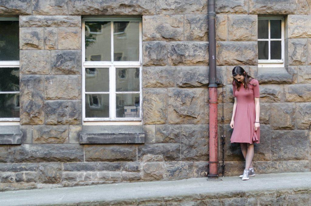 Sommerkleid nähen, Schnittmuster Ivory von Evli's Needle