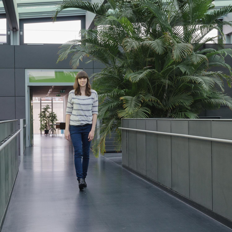 Jeans nähen, Schnittmuster Ginger Jeans von Closet Case Patterns, aus Stretchdenim von Stoff & Stil