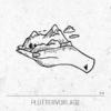 Plotterdatei / Plottervorlage eine Handvoll Berg