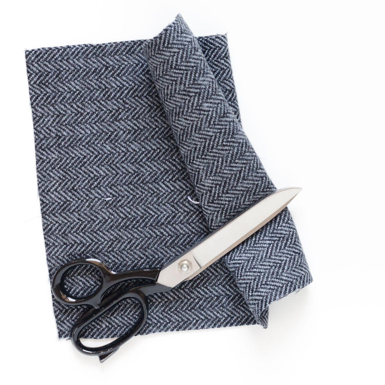 Kurz-Tipp zum Nähen: Markierungen für Taschen, Abnäher, ... vom Schnittmuster auf den Stoff übertragen, Schritt 10